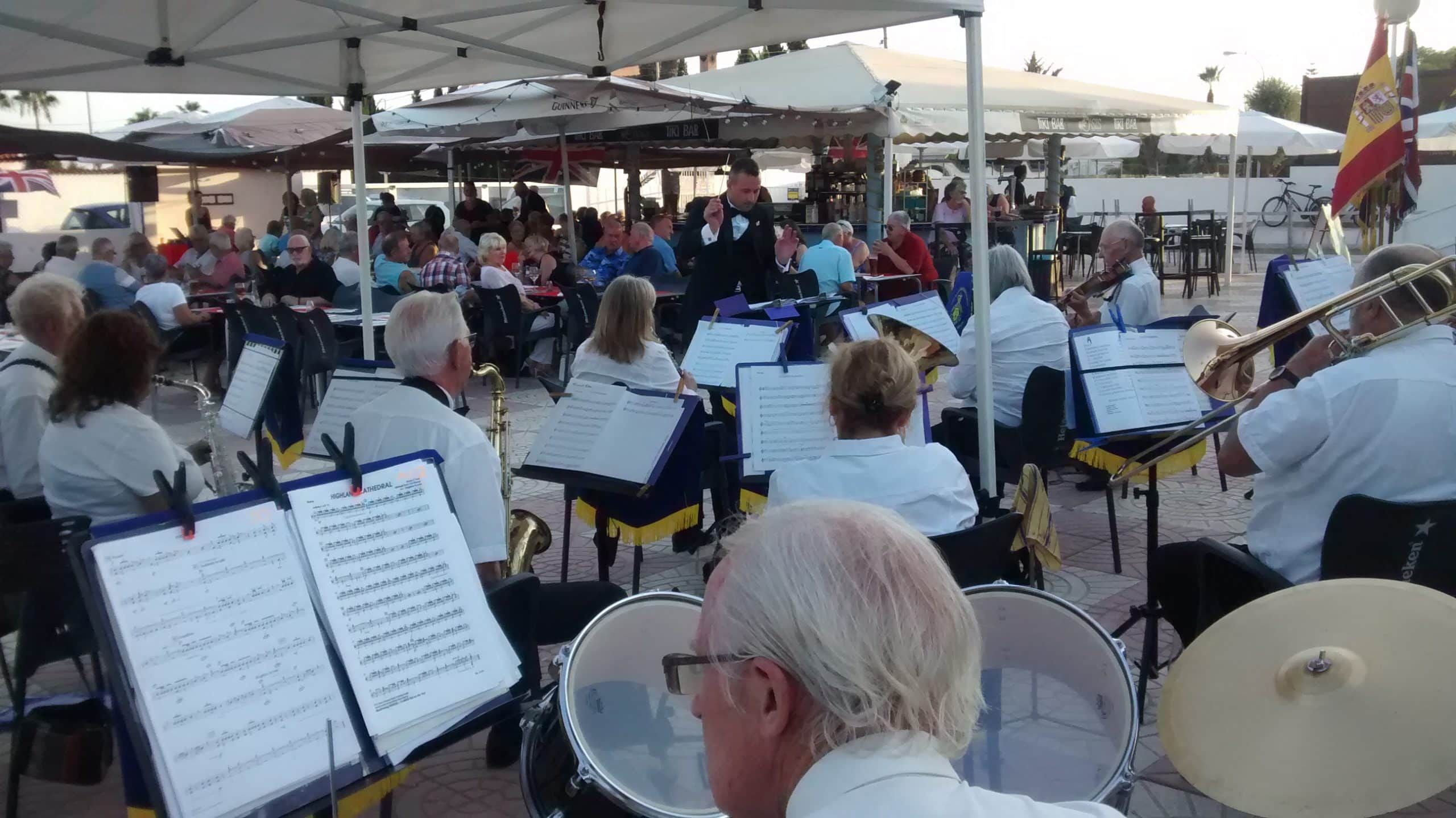 No let up for the RBL Concert Band