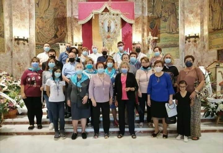 Guardamar celebrate Patron, Virgen del Rosario