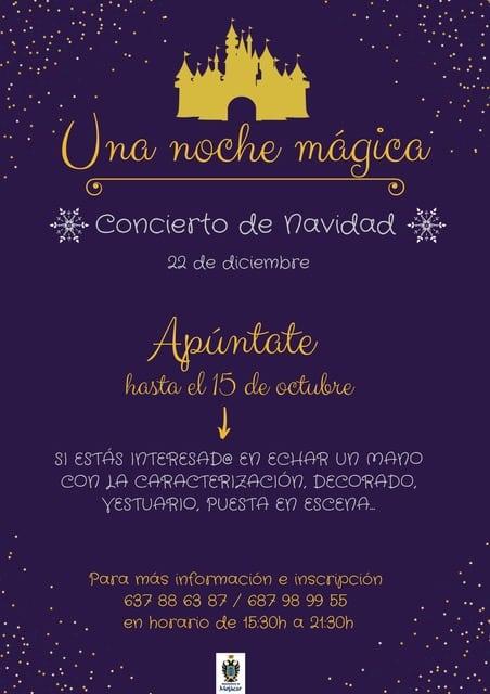 Mojácar Municipal Band To Hold A Christmas Concert
