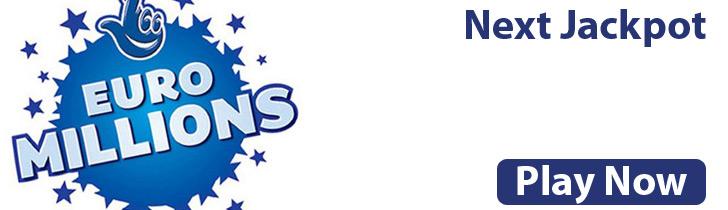 Next Euromillions Lottery Jackpot